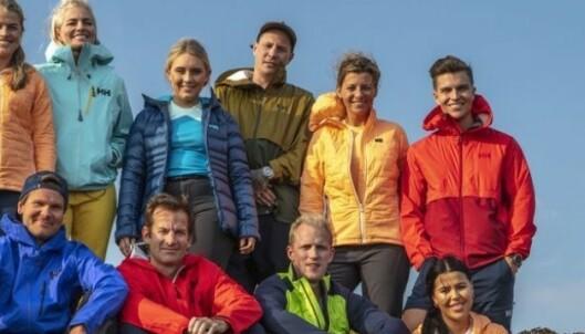 De nye deltakerne i «71 grader nord - Norges tøffeste kjendis»