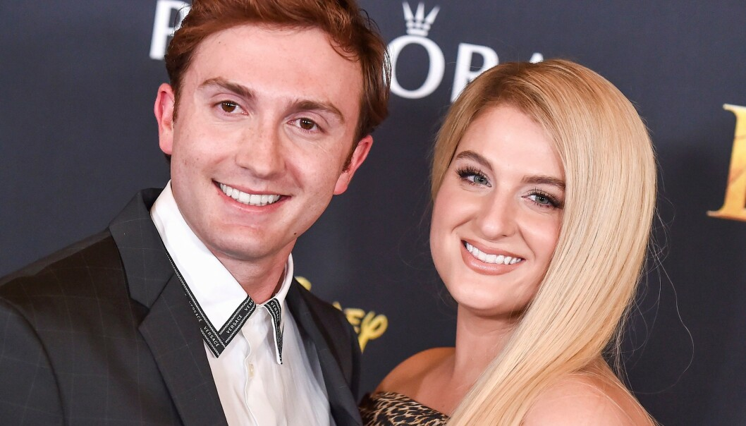GIFT: I 2018 giftet den tidligere «Småspioner»-stjernen seg med kjæresten som han har datet siden 2016. FOTO: NTB Scanpix