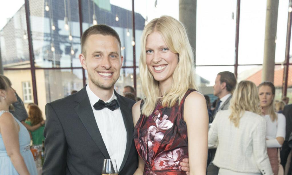 BLE FORELDRE: Iselin Steiro og Anders Danielsen Lie har fått sitt andre barn sammen. Foto: Espen Solli / Se og Hør