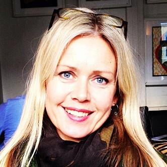 GREIT MED RETNINGSLINJER: Men Elisabeth Lind Melbye, mener ikke at skoler og barnehager skal opptre som et strengt matpakkepoliti. - De bør heller vise til eksempler på enkle, gode og næringsrike matpakker og forklare at dette er tilstrekkelig og ønskelig, sier hun. FOTO: Privat