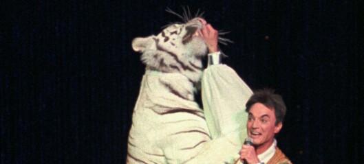 Overlevde tigerangrep - døde av virus