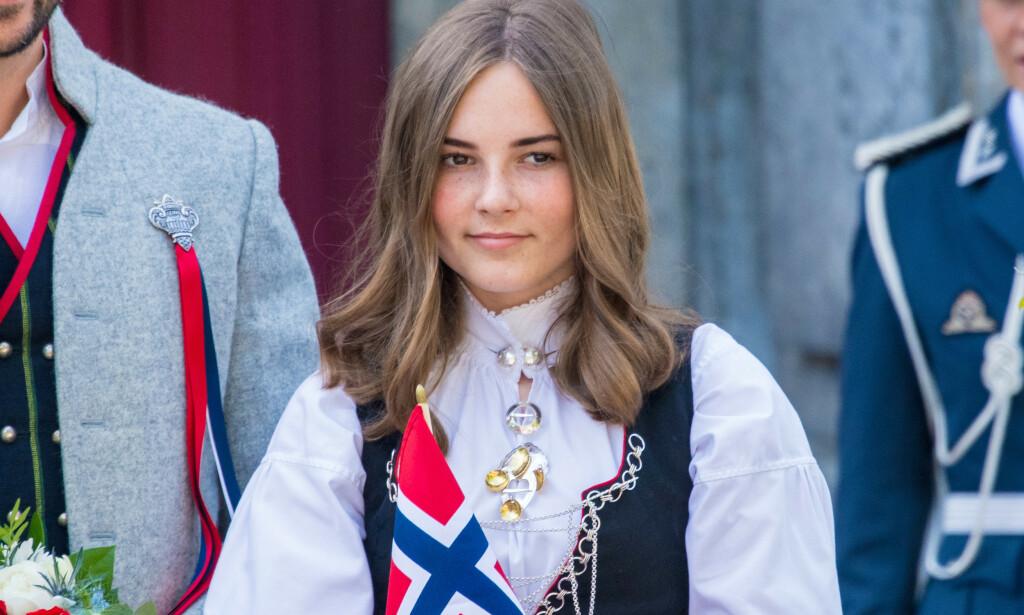 IKKE SELVVALGT: Prinsesse Ingrid Alexandra konfirmeres førstkommende lørdag. Det må hun gjøre kristelig. Foto: NTB scanpix