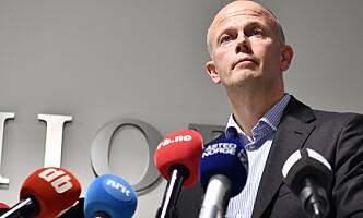 <strong>HÅP:</strong> Hagen-familiens bistandsadvokat, Svein Holden, sier de fremdeles har håp om at Anne-Elisabeth skal komme hjem i live. Foto: Lars Eivind Bones / Dagbladet