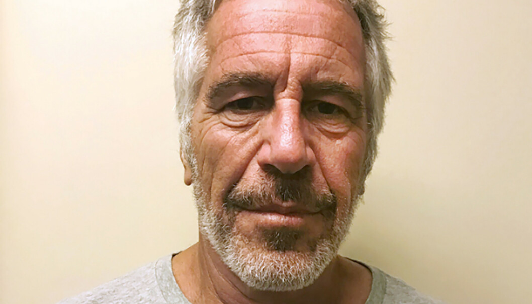 FBI gransker to ødelagte overvåkningskameraer ved Jeffrey Epsteins celle i Virginia. Foto: New York State Sex Offender Registry/ AP/ NTB scanpix
