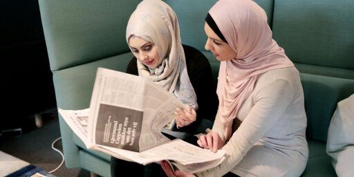 image: Muslimhets knebler jenters ytringsfrihet