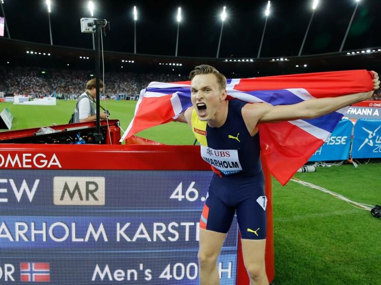 Norske rekorder friidrett