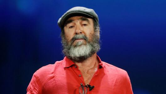 Cantona-tale vekker oppsikt
