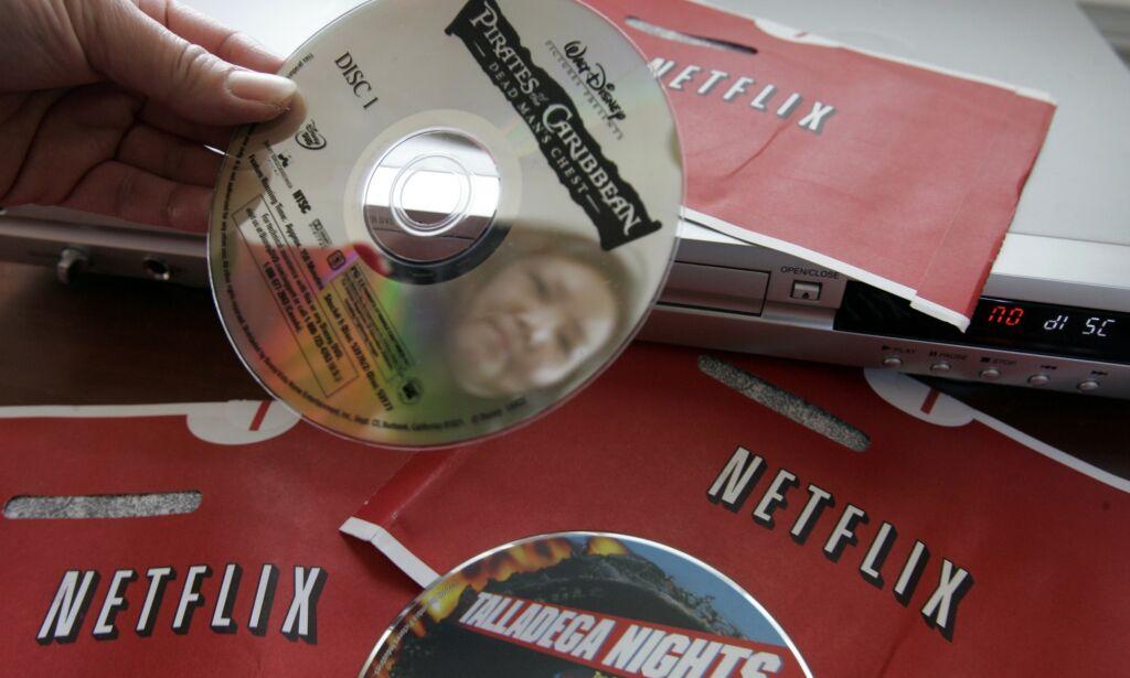 image: Da Netflix kom i posten