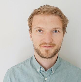 NORSK FORSKNING: Martin Isungset har sammen med Mats Lillehagen blant annet forsket på fødselsrekkefølge i forhold til utdanning. FOTO: Privat