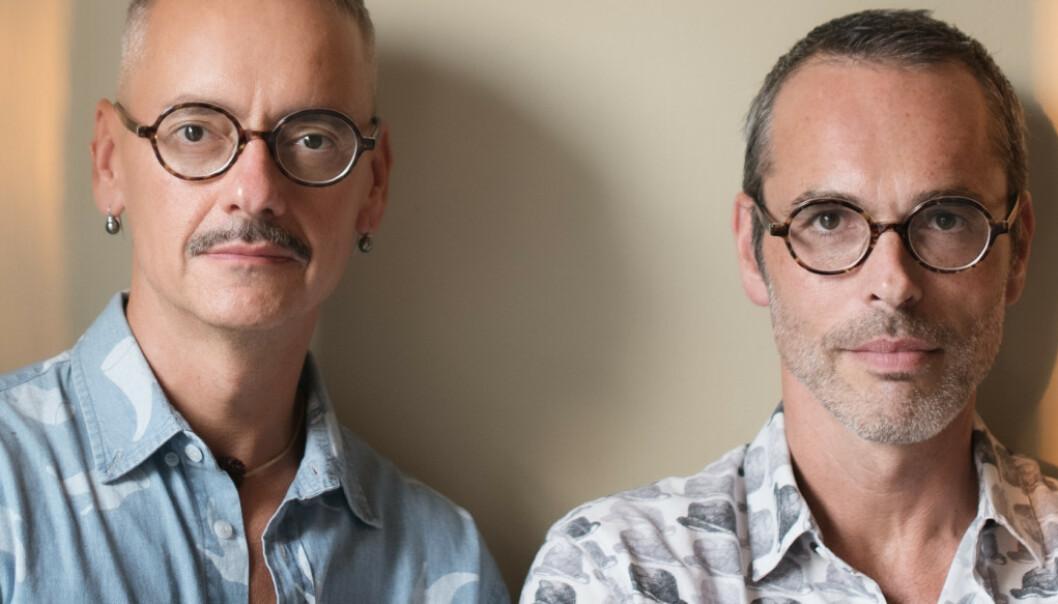 Viktor & Rolf lanserer sin første brillekolleksjon - og hyller annerledesheten