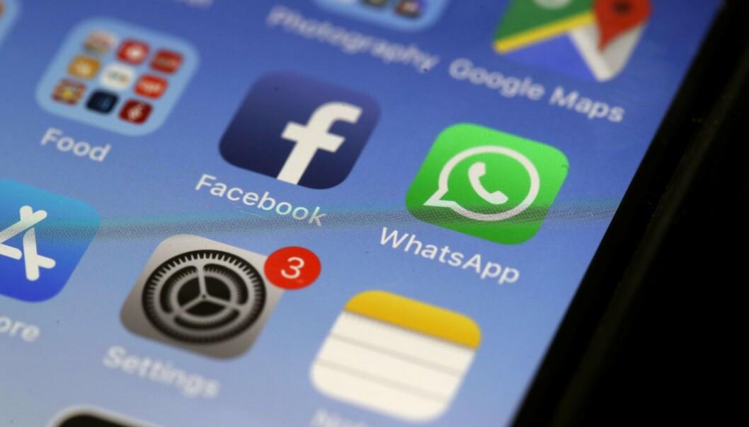 <strong>KJEMPEHULL:</strong> I to år var iPhone ubeskyttet mot ondsinnet programvare. Da Google gjorde Apple oppmerksom på det, ble sikkerhetshullet tettet på seks dager. Foto: Justin Sullivan / AFP / NTB Scanpix
