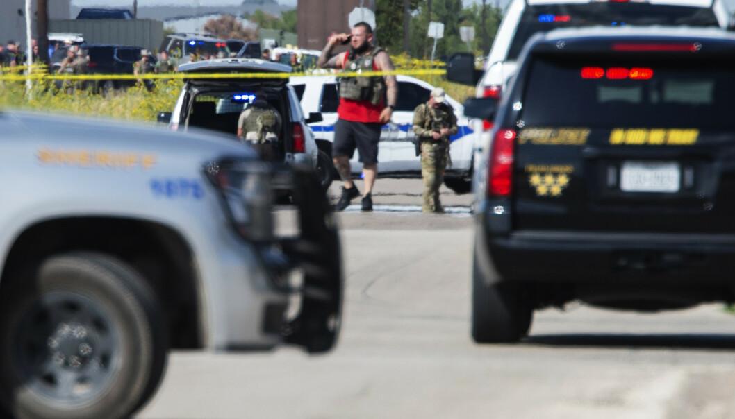 5 drept og 25 skadd i masseskyting i Texas