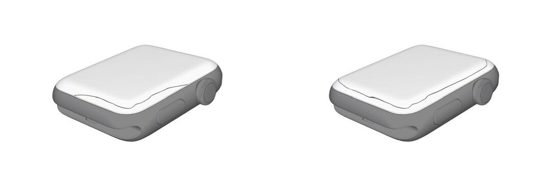 <strong>SLÅR SPREKKER:</strong> Flere Apple Watch-eiere opplever sprekkdannelser i skjermen på sine enheter. Foto: Apple