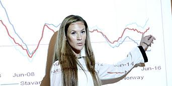image: - Tallene bekrefter en solid norsk økonomi