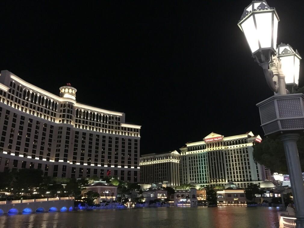 Eivind var på plass i Las Vegas for DEF CON 27-konferansen. 📸: Eivind Arvesen