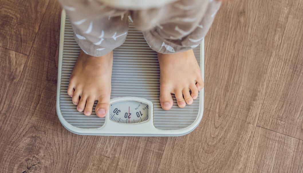 SLANKING: - Å påføre skyld og skam rundt mat er uforenlig med å hjelpe barn og unge til å bygge en god psykisk helse og en fin overgang til voksenlivet, sier ekspert.