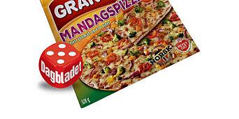 image: Nå blir også Grandiosa kjøttfri