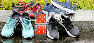 image: Disse joggeskoene er best i test