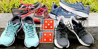 image: Disse joggeskoene er best i test
