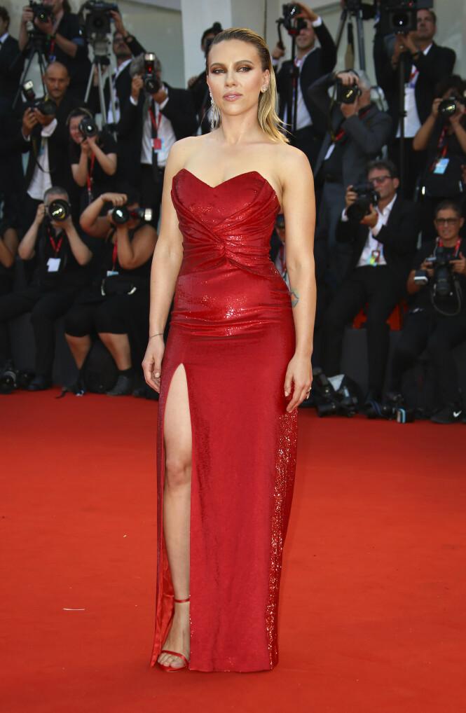 Scarlett Johansson. Foto: Scanpix