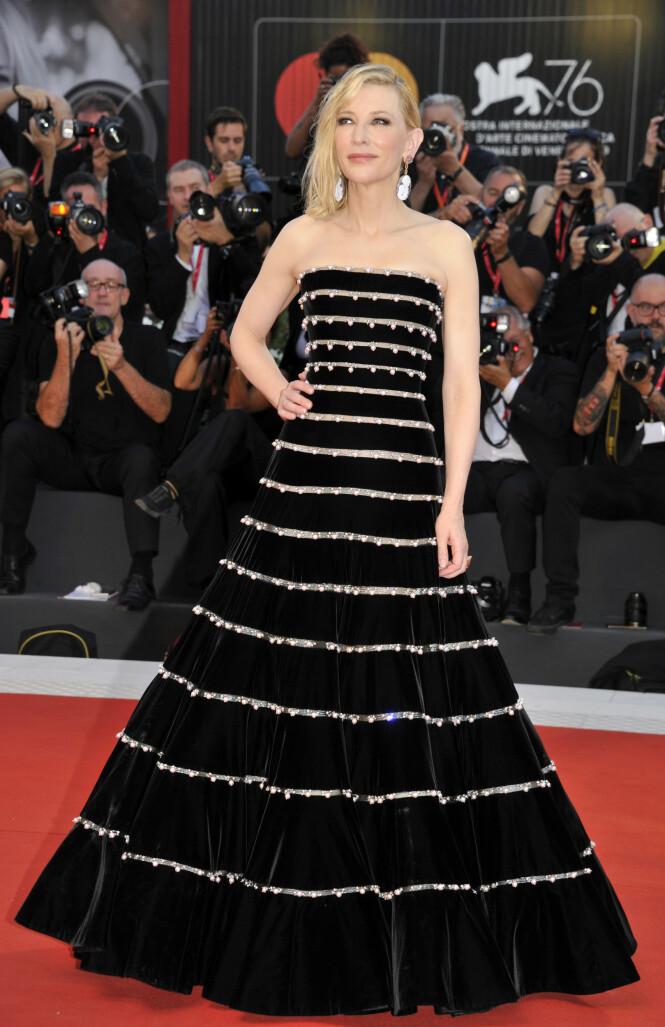 Cate Blanchett. Foto: Scanpix