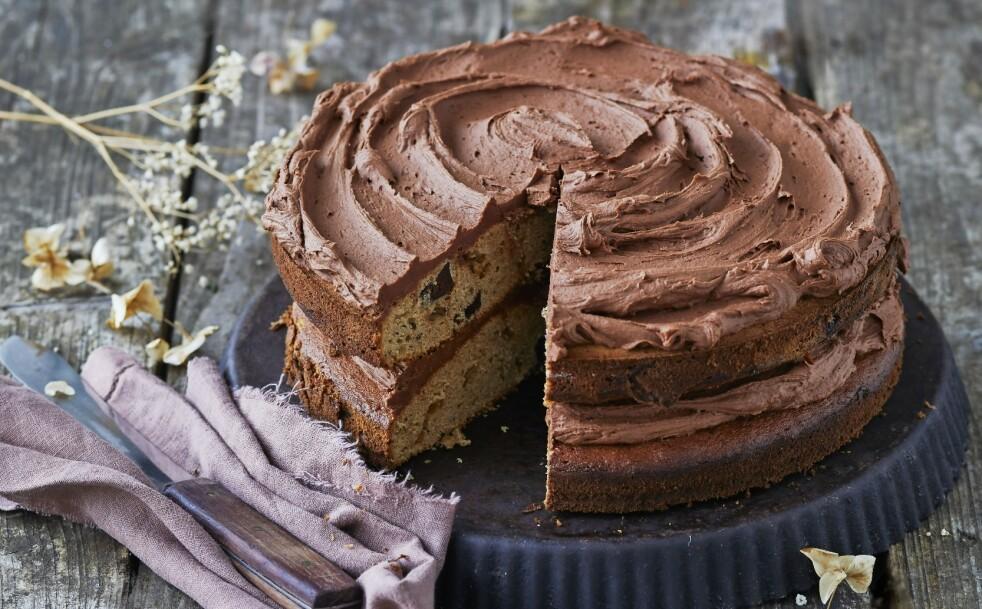 OPPSKRIFT: Banan og sjokolade - kan det bli bedre? FOTO: Winnie Methman