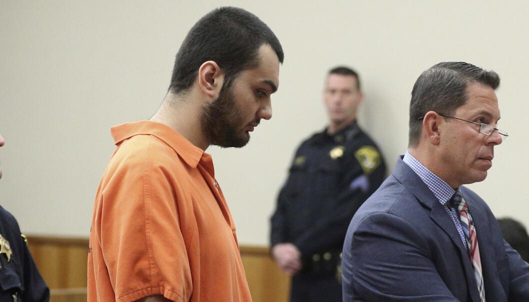 Dømt til fengsel for terrorplan mot muslimer i USA