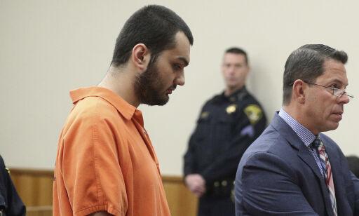 image: Dømt til fengsel for terrorplan mot muslimer i USA