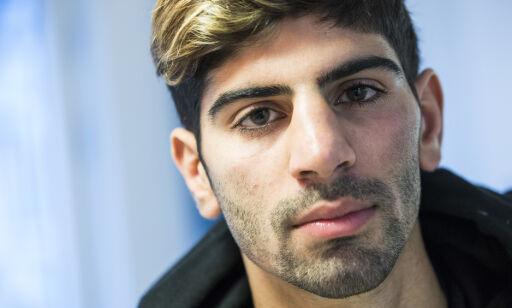image: Hadi Srour (23) har avgitt positiv dopingprøve