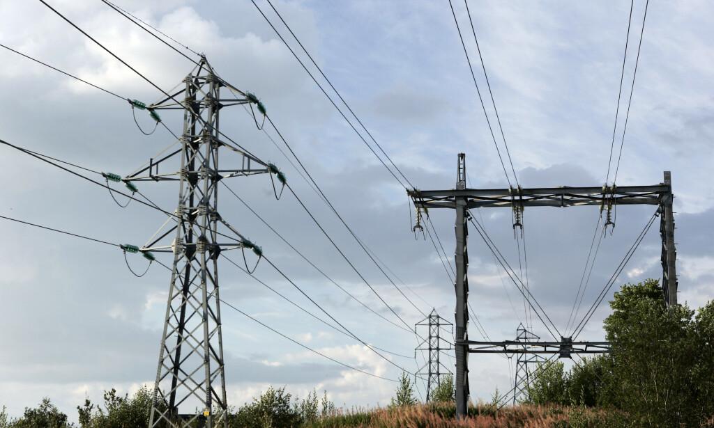HØYERE FORBRUK: Om høsten og vinteren øker strømforbruket samtidig som temperaturen synker. Norske strømkunder kan, imidlertid, belage seg på en lavere regning enn i fjor. Foto: Gorm Kallestad/NTB Scanpix.