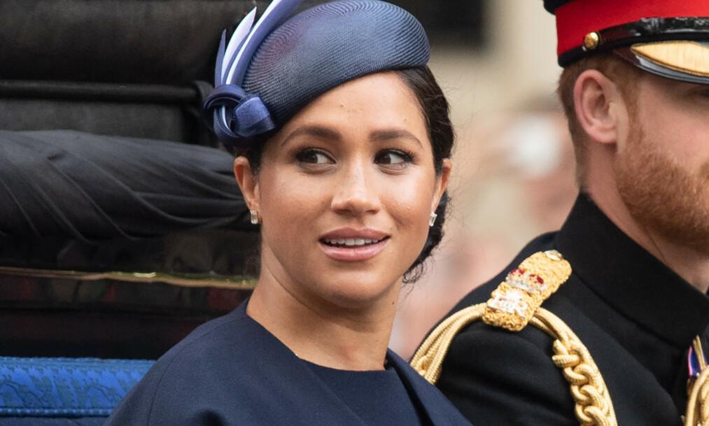 VIL RETTE OPP: Hertuginne Meghan skal ha ansatt et PR-firma som har jobbet med flere kjente stjerner opp gjennom årene, deriblant den avdøde popstjernen Michael Jackson. Selskapet skal hjelpe hertuginnen med å rette opp omdømmet sitt. Foto: NTB Scanpix
