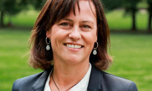LANGT IGJEN: Anne Marie Schrøder i Matvett mener at Norge er på god vei, men at det likevel er langt igjen til å nå målene. Foto: Matvett