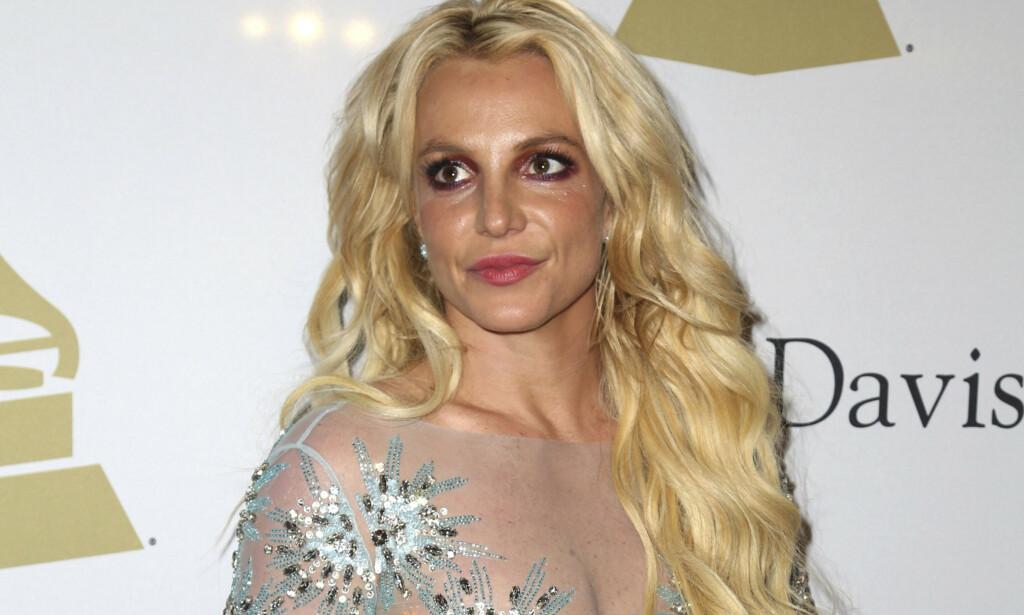 FAMILIEDRAMA: Britney Spears har i mange år kjempet for økt foreldreansvar for sine to sønner. Foto: NTB Scanpix