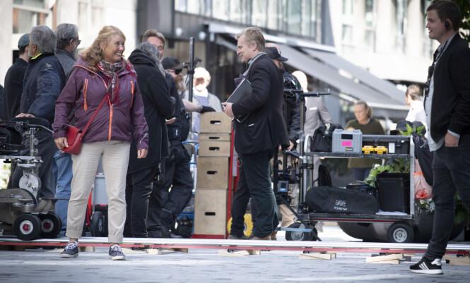 <strong>I OSLO:</strong> Regissør Christopher Nolan. Foto: Lars Eivind Bones / Dagbladet