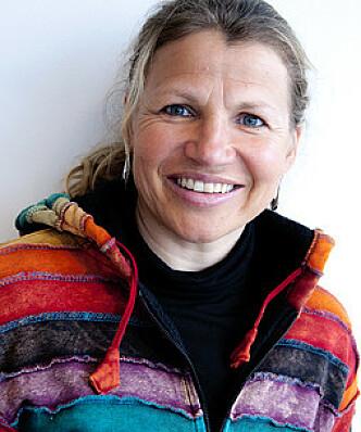 GREIT Å MOTIVERE: Ifølge Merete Lund Fasting kan det å være med på fritidsaktiviteter gi barn bedre selvtillit fordi de får kjenne på mestring. FOTO: Privat