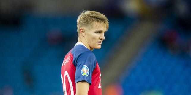 image: Ødegaard advarer: - Han er farlig