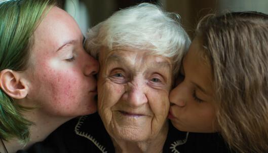 - Oldemor reddet klimaet - en brødskalk av gangen