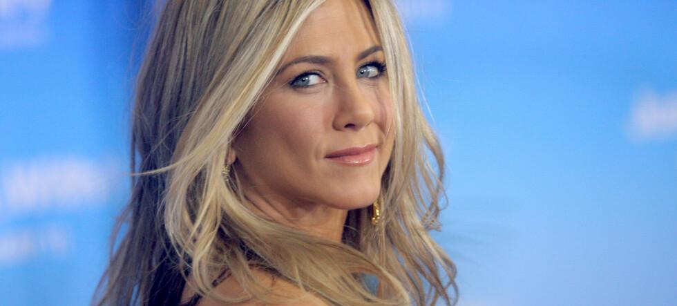 Denne Jennifer Aniston-forsiden blir gjort narr av
