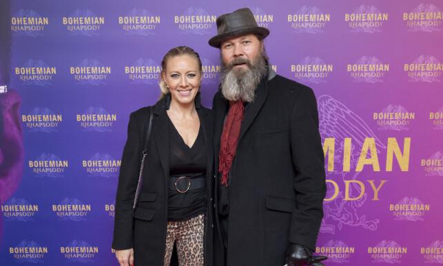 KOMMER OGSÅ: Skuespillerparet Sølje Bergman og Stig Henrik Hoff er også ventet å se i vielsen. Foto: NTB Scanpix