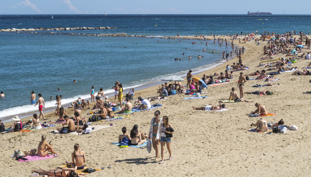 Nav utbetalte i fjor 517 millioner kroner til alderspensjonister i Spania. Foto: Halvard Alvik / NTB scanpix