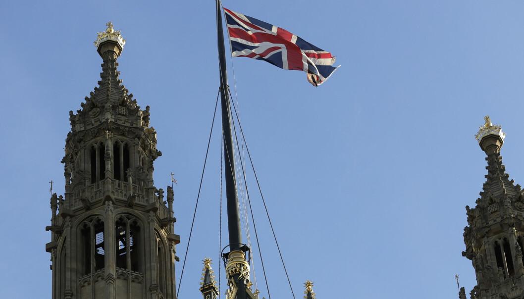 Overhuset gir grønt lys for brexitutsettelse