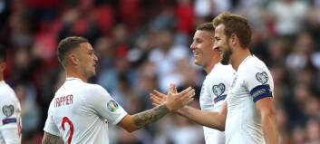 Kane-hattrick da England knuste Bulgaria