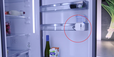 image: Nå skal alle kjøleskapene ha kamera