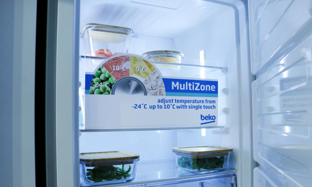 Fryse eller kjøle maten? Du kan velge selv. Foto: Berit B. Njarga