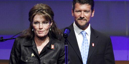image: Sarah Palin skilles etter 31 års ekteskap