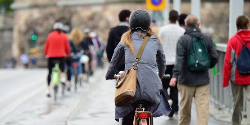 image: Kjære jobbsyklist, jeg ber deg om to ting