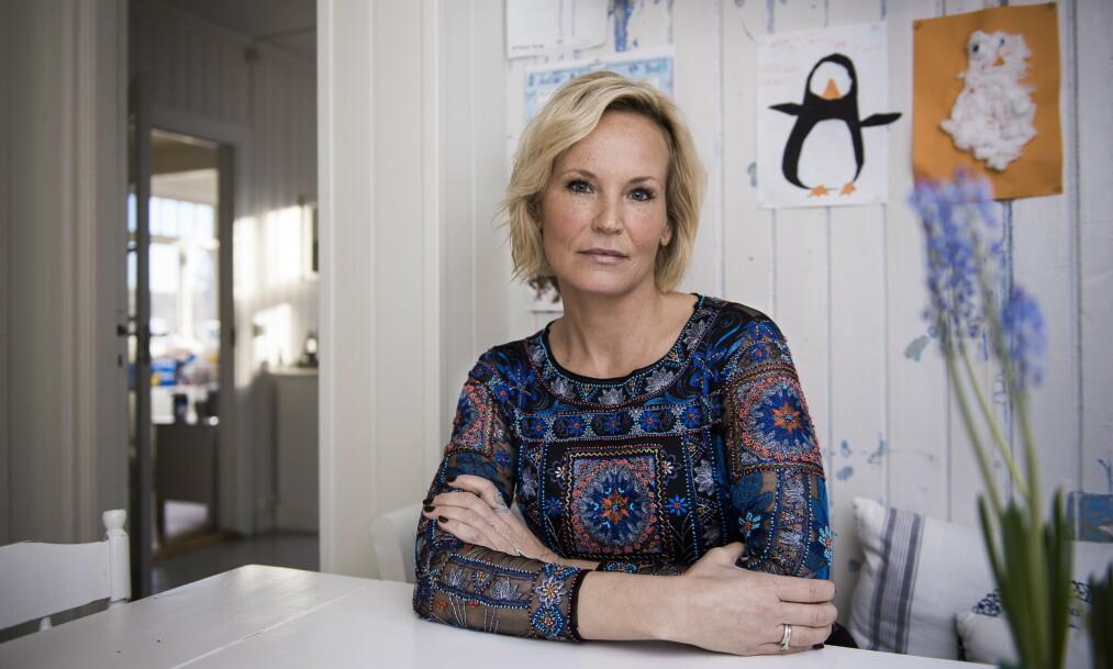 <strong>SKILSMISSE:</strong> Ingeborg Myhre fortalte offentlig at hun skulle skilles. Nå letter hun på sløret om tida etter bruddet ble kjent. Foto: Lars Eivind Bones / Dagbladet