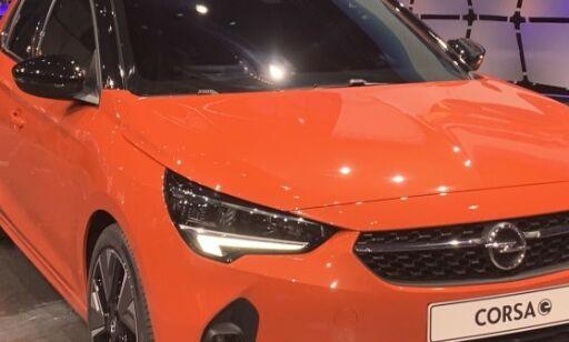 image: Prisen på Opel Corsa-e klar