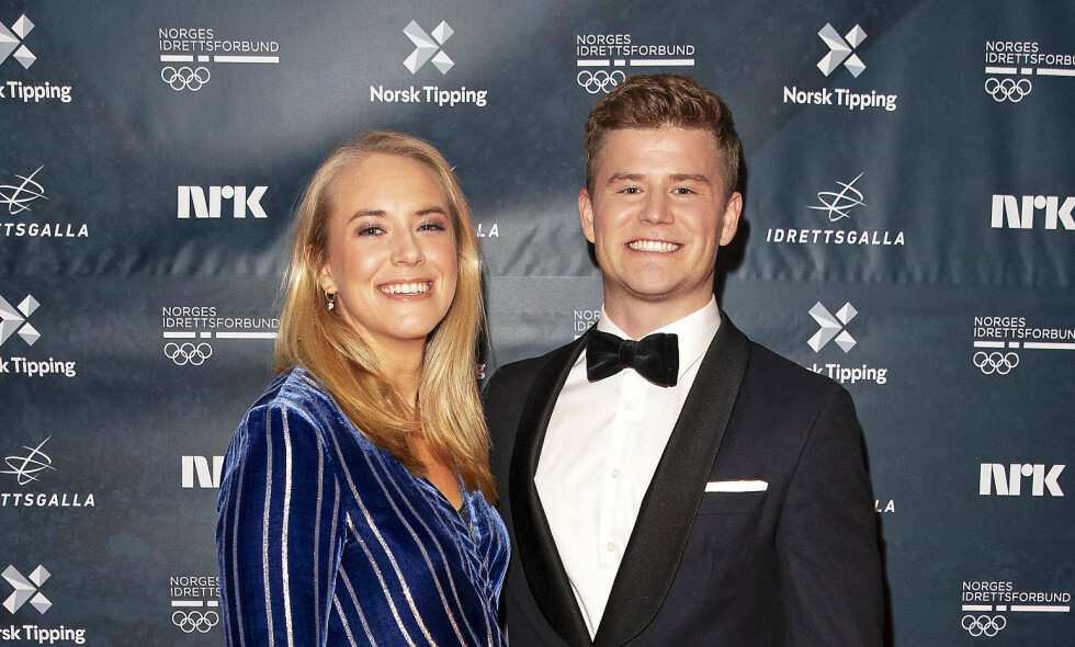 FLYTTER: Nicolay Ramm og forloveden, Josephine Leine Granlie, har bestemt seg for å flytte ut av sentrum. Foto: Andreas Fadum / Se og Hør