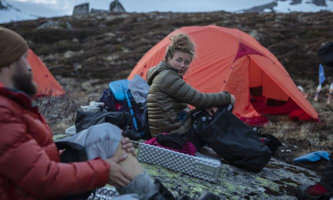 TV-COMEBACK: I 2017 var Thale Myhre å se i «Farmen», men måtte trekke seg etter kort tid. Nå gjør hun tv-comeback i «71 grader nord». Foto: Matti Bernitz/ Discovery